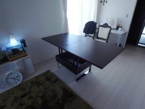 Y邸 センターテーブル&ダイニングテーブル