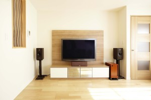 M邸 TVボード