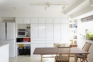 Y邸 キッチン&ダイニング収納